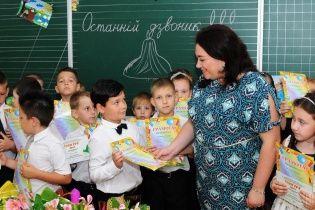 Учителя украинского языка в школах нацменьшинств получают надбавку до 30% - Гриневич