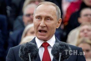 Путин потребовал от США снять все санкции и компенсировать ущерб России