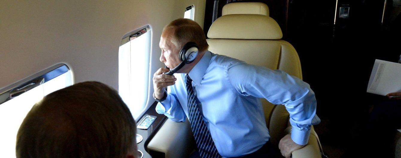 У Москві заарештували голову авіакомпанії, яка перевозить Путіна і Ко