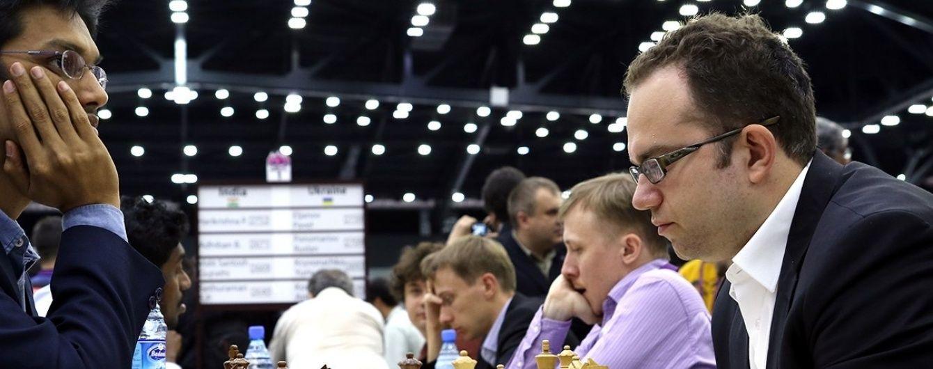 """Україна виграла """"срібло"""" та """"бронзу"""" на шаховій Олімпіаді"""