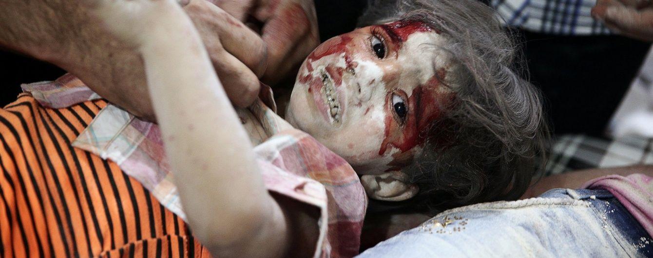 Населення міста: скільки людей стали жертвами кривавого конфлікту у Сирії. Інфографіка