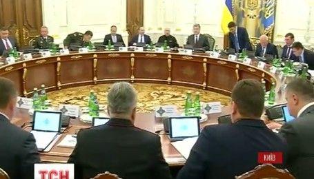 На засіданні РНБО ділять рекордний оборонний бюджет України на наступний рік