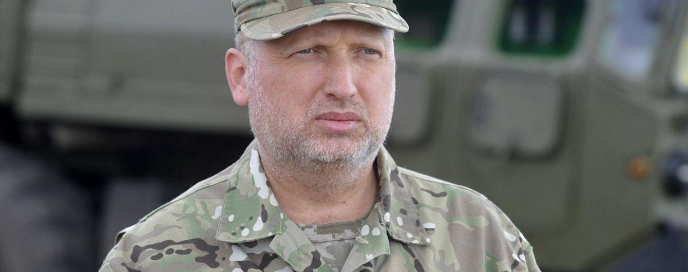 Турчинов заперечив плани України щодо ракетних випробувань у Керченській протоці
