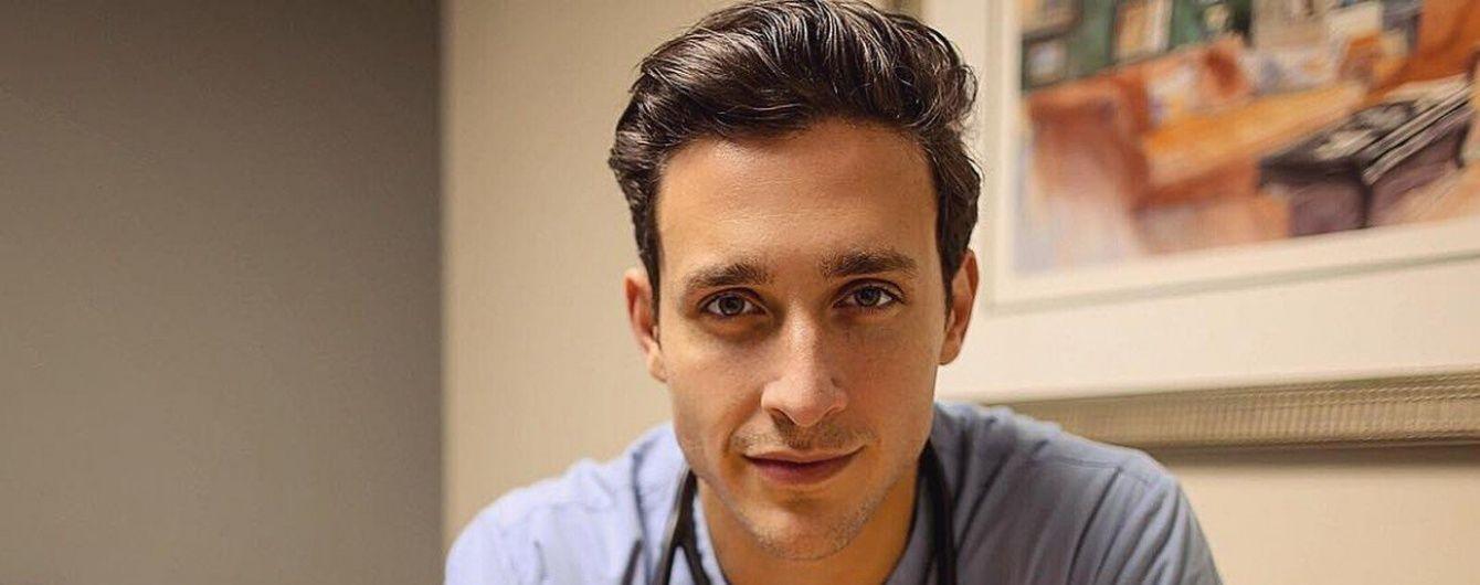 Найсексуальніший лікар Америки влаштував оригінальну акцію в Нью-Йорку