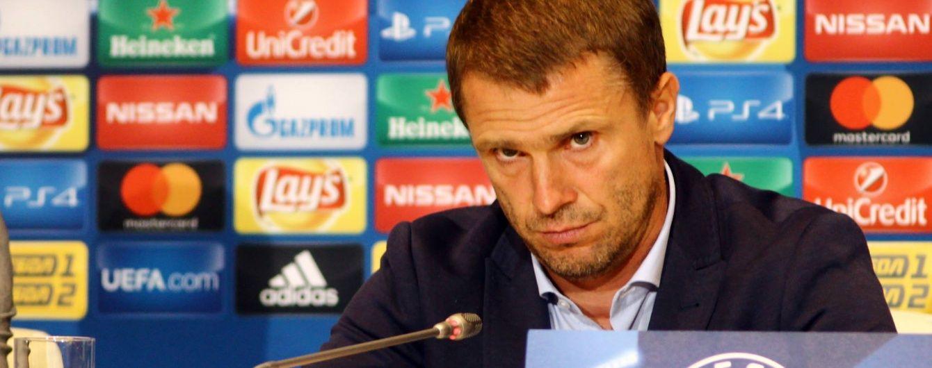 """Ребров розкритикував Сидорчука і похвалив """"Наполі"""" після матчу Ліги чемпіонів"""