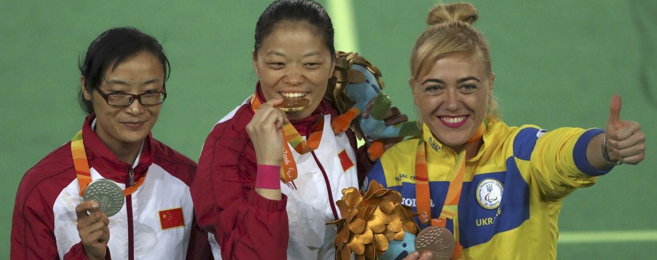 11 медалей виграли українці у шостий день Паралімпійських ігор