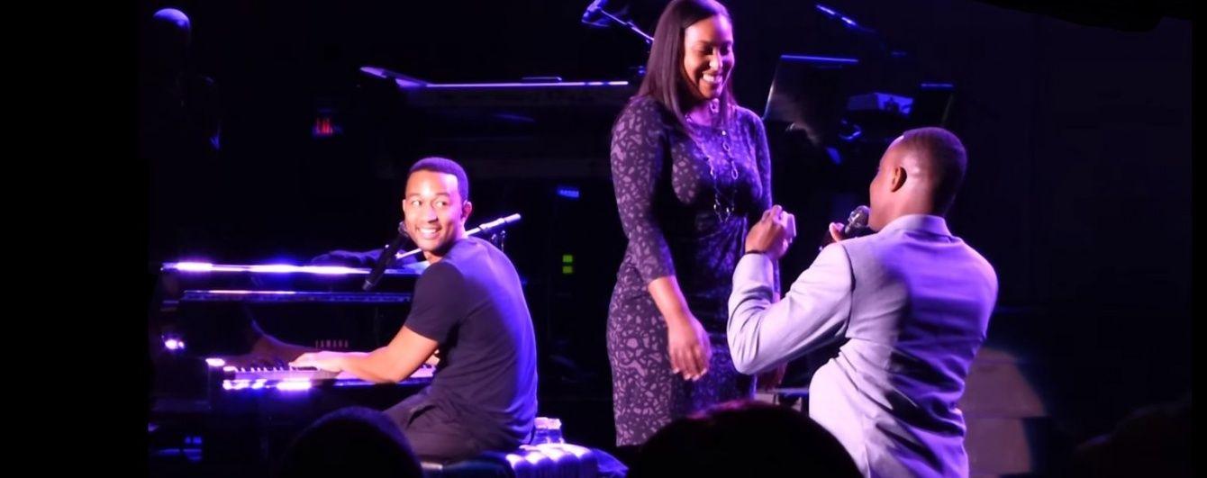 Кохання серед зірок. Як знамениті музиканти допомагають своїм фанатам освідчитися