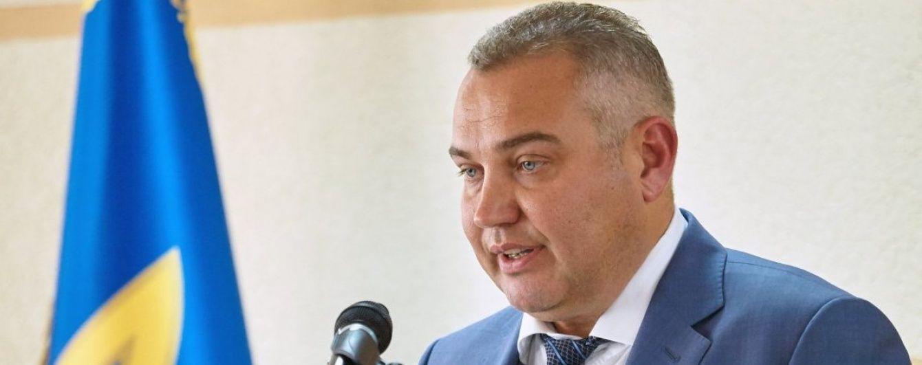 Голова Херсонської облради Путілов вирішив піти у відставку