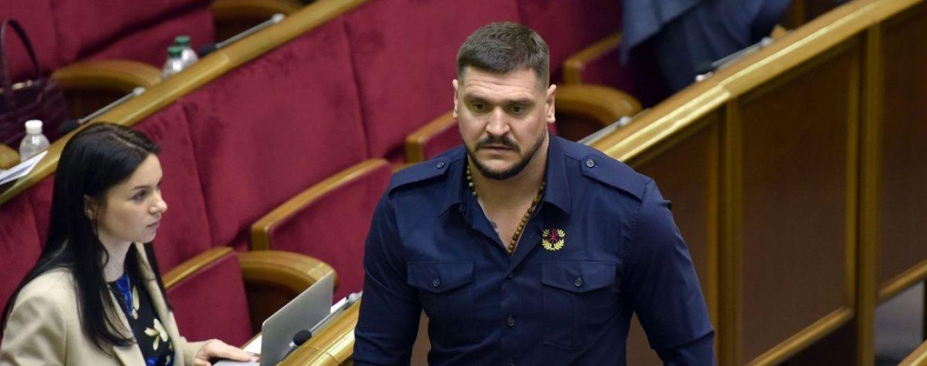Савченко на випробувальний термін відмовився від зарплати очільника Миколаївщини