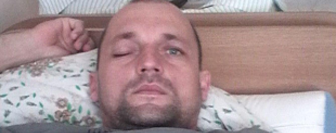 В помощи в преодолении лейкоза нуждается Андрей