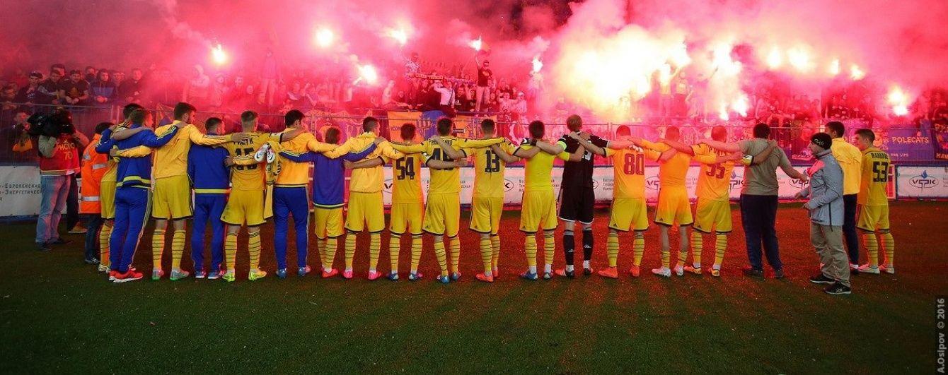 """Двом футболістам загрожують тюремні строки за """"договірняки"""" в Україні"""