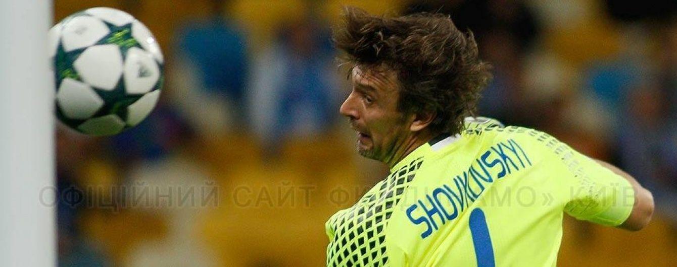 Шовковському ще треба пограти два роки, щоб увійти в історію Ліги чемпіонів. Інфографіка найбільш вікових гравців