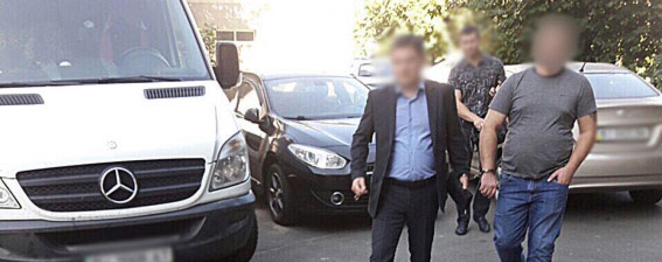 Поліція затримала високопосадовця за привласнення майже 45 млн грн держкоштів