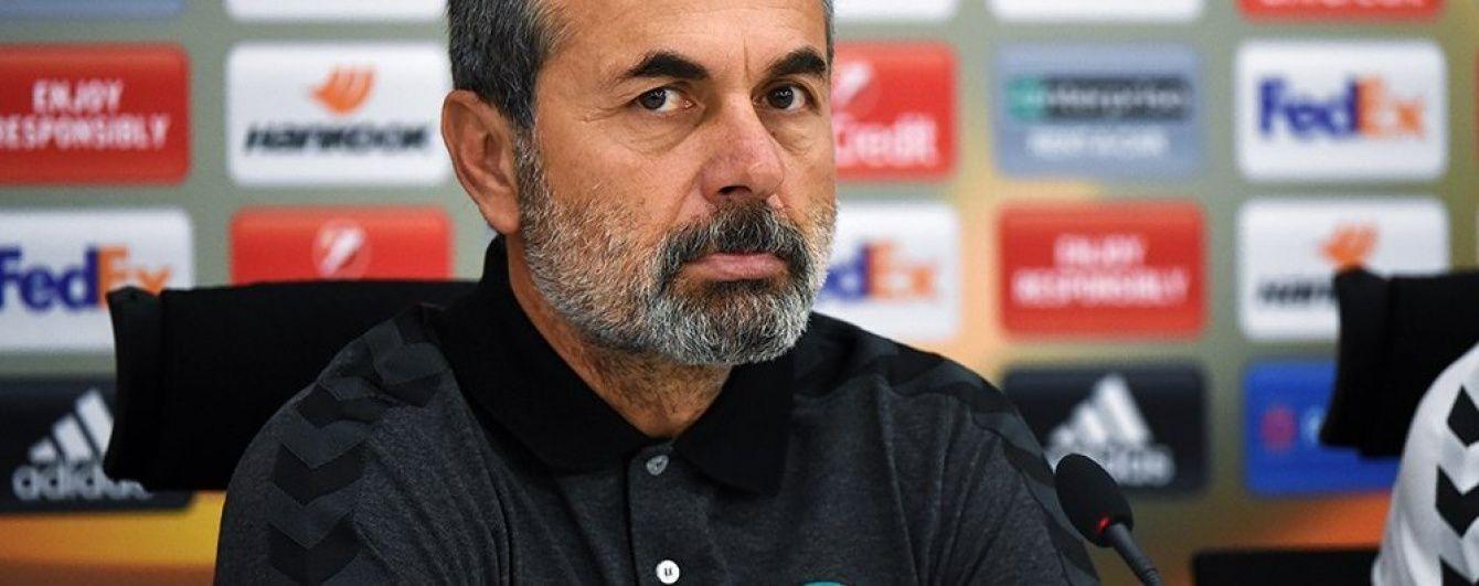 """Тренер """"Коньяспору"""" вважає, що матч проти """"Шахтаря"""" принесе користь всьому турецькому футболу"""