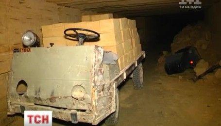 В Одессе обнаружили незаконный бизнес по добыче ракушечника