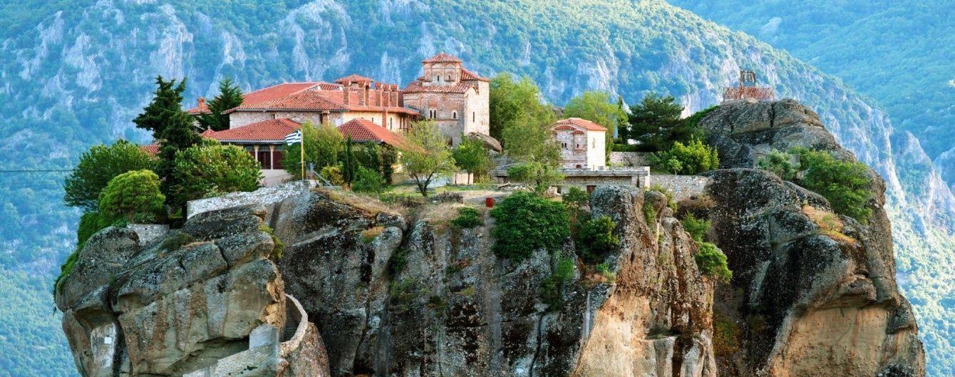 """Із видовищної """"візитівки Греції"""" тікають монахи через наплив туристів"""