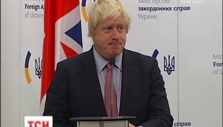 Велика Британія виступає проти послаблення санкцій щодо Росії
