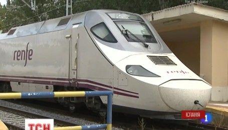 В Іспанії машиніст зупинив поїзд посеред дороги, бо у нього скінчився робочий день