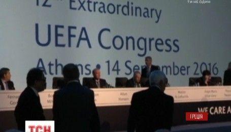 Сегодня УЕФА решит, состоится ли финал Лиги Чемпионов-2018 в Киеве