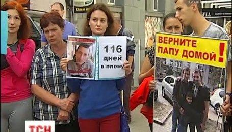 Переговоры по освобождению пленных блокируются со стороны так называемых ДНР и ЛНР