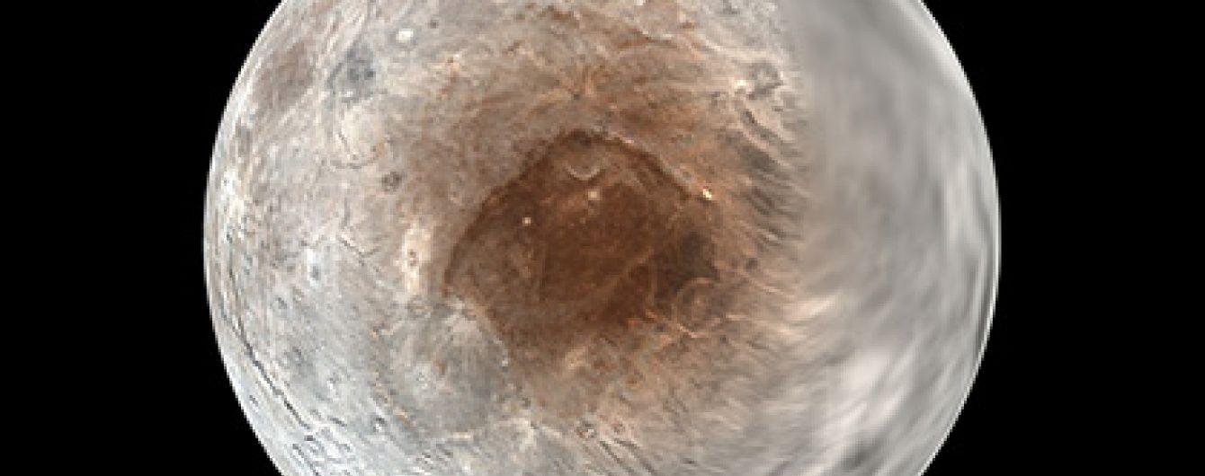 Вчені пояснили, як на супутнику Плутона з'явився Мордор