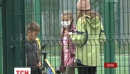 Третина учнів школи в Харкові звернулася до лікарів з однаковими симптомами