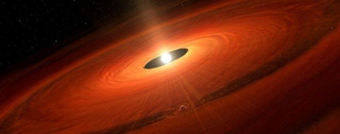 Учені помітили ознаки зародження нової планети