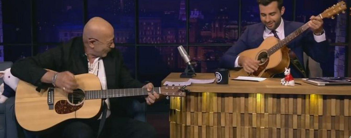 """Розенбаум переспівав у своєму стилі """"Имя 505"""" гурту """"Время и Стекло"""""""