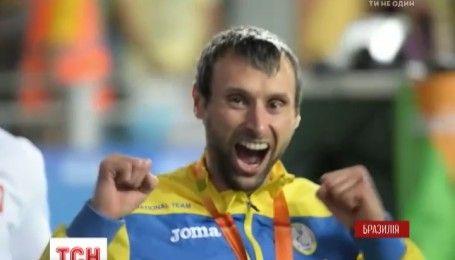Україна впевнено тримається у трійці лідерів Паралімпіади-2016