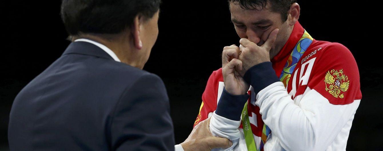 Російського боксера-призера Олімпіади-2016 звинуватили у вживанні допінгу