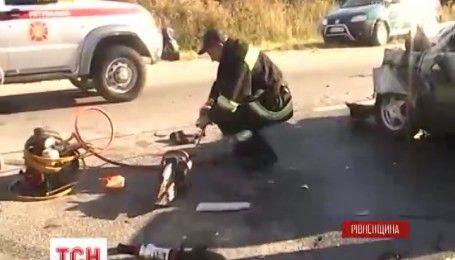 В ДТП на трасі Київ-Чоп загинули троє чиновників Радивилівської райдержадміністрації