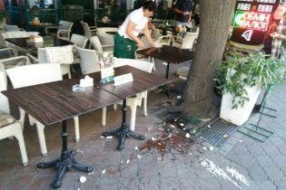 В Одесі хулігани напали на турецьких фанатів перед матчем Ліги Європи