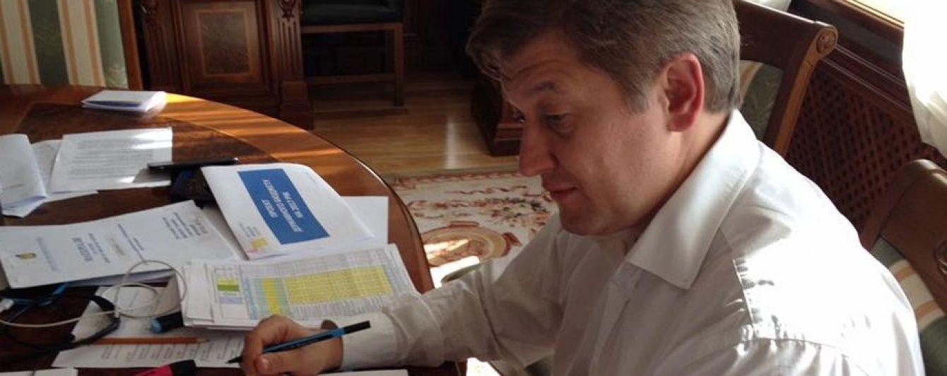 Мінфін схвалив проект держбюджету на 2017 рік