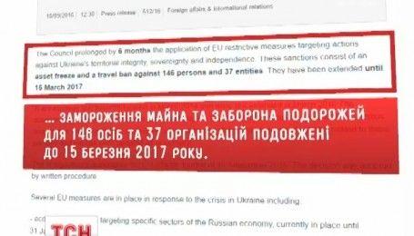 Суд ЕС вынес решение относительно санкций против Януковича и Клюева