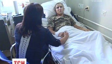 Лікарі врятували воїна АТО, у якого був осколок міни у серці
