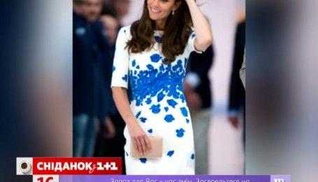 Кейт Мідлтон стала найстильнішою британкою, зробивши революцію в моді королівського палацу