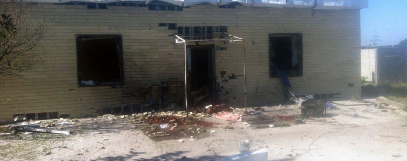 Взрыв в Авдеевке: в больнице скончался один из раненых