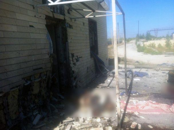 В Авдіївці прогримів вибух: один загиблий, двоє у важкому стані