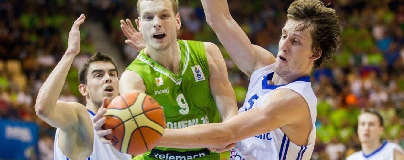 Головний суперник баскетбольної збірної України втратив основного гравця