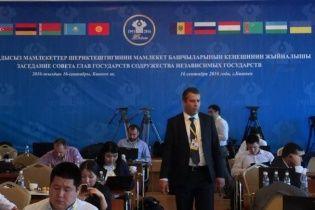 Початок саміту СНД відкладається через запізнення Путіна