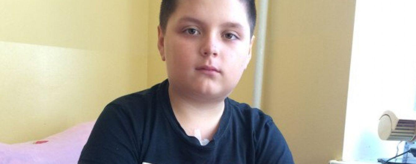 Станиславу нужна помощь в преодолении лейкоза