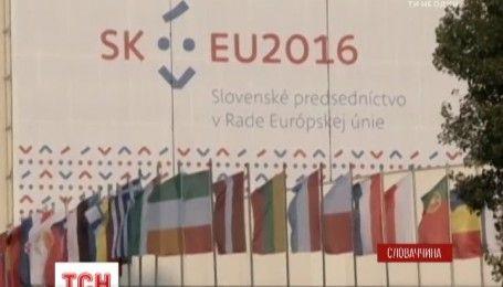 Миграционный кризис и последствия Брексита: в Братиславе проходит неформальный саммит лидеров ЕС