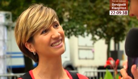 Аніта Луценко розвінчує негативні міфи про перші місяці материнства