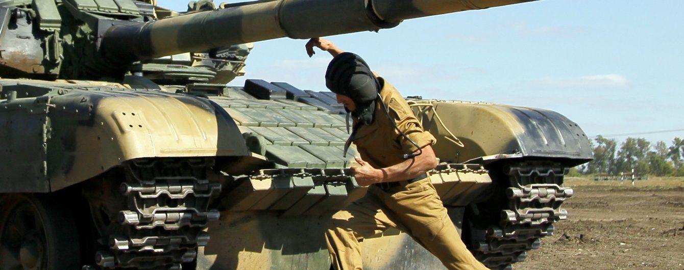 """Бойовики підігнали танки, БТР і """"Гради"""" під Широкине"""