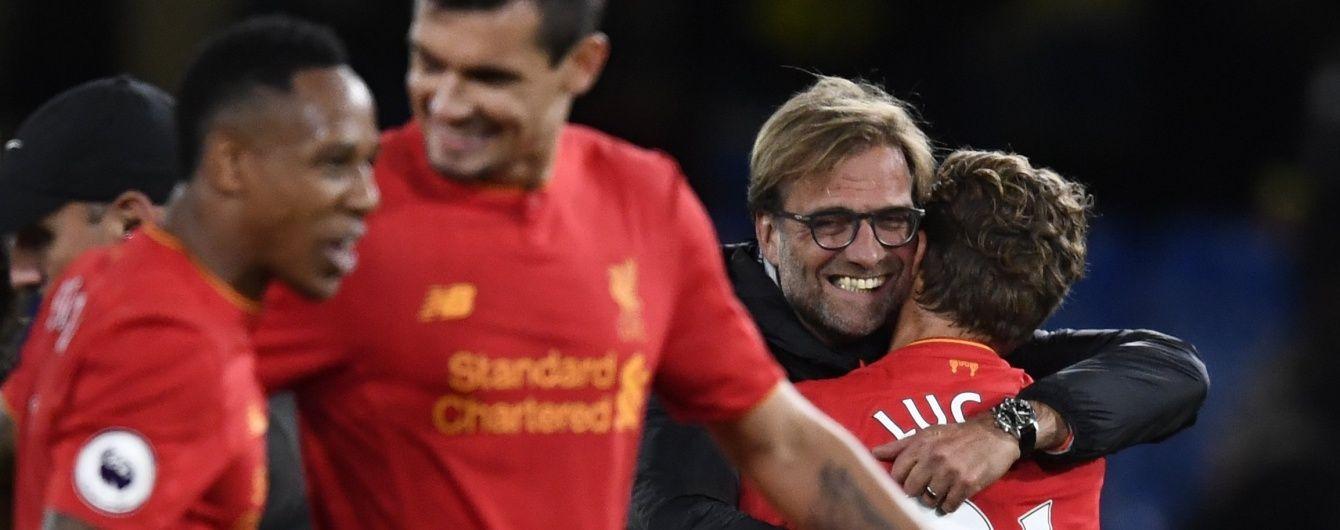 """""""Ливерпуль"""" одолел """"Челси"""" в центральном матче тура чемпионата Англии"""