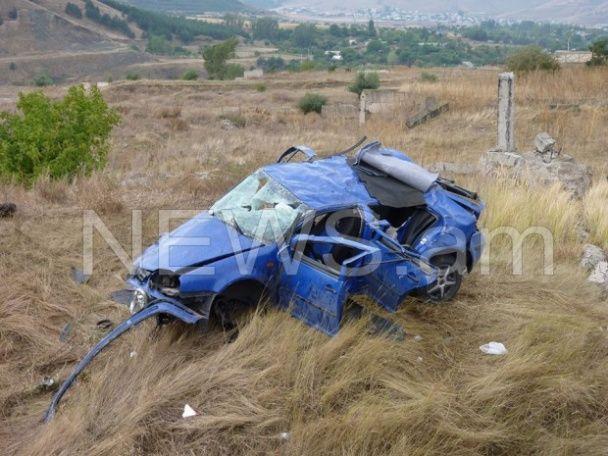 Смертельна ДТП у Вірменії: загинули двоє російських військових