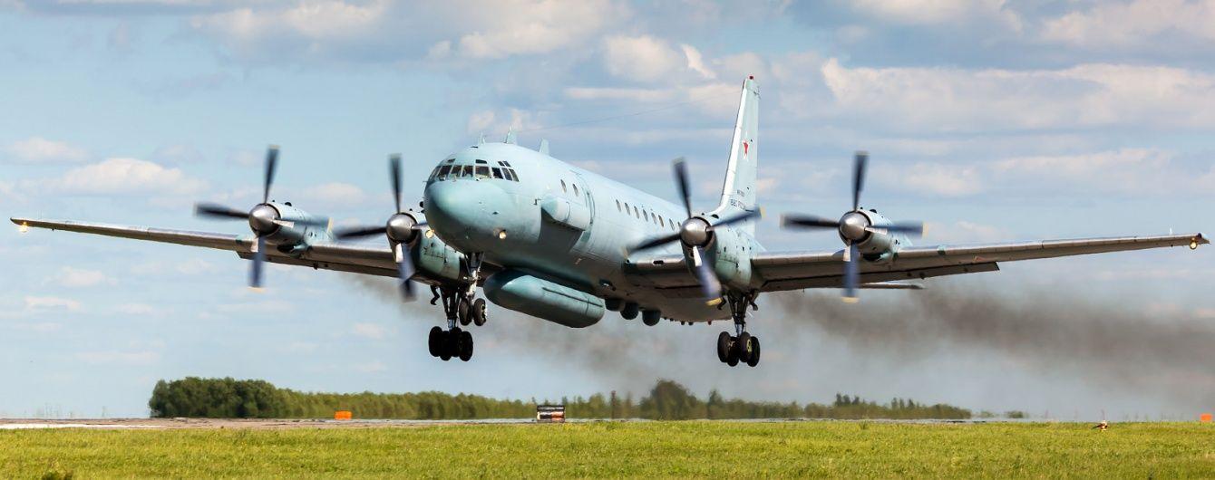 Авиация НАТО перехватила самолет-разведчик России