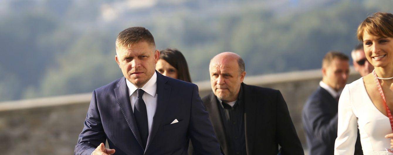 """Прем'єр Словаччини не вважає Росію """"поганим хлопцем"""" і повторює тези російської пропаганди"""