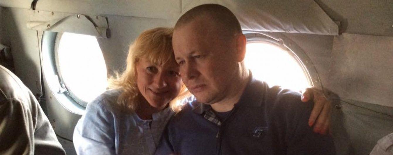 Освобожденный из плена боевиков Жемчугов: Я верю, что будет победа, и родной Красный Луч освободят