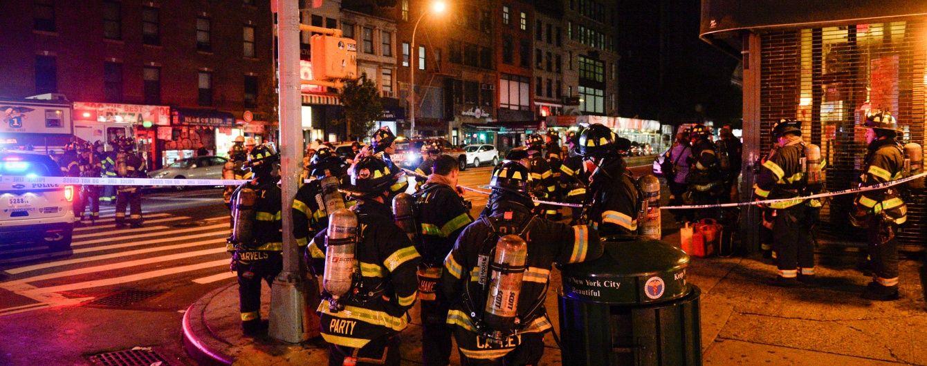 После взрыва в Нью-Йорке нашли еще одно подозрительное устройство